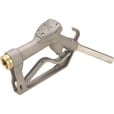 GPI Manual Leaded Shutoff Fuel Nozzle — 1in. NPT, 18 GPM, Model# 110155-4 The price is $29.99.
