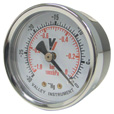 Valley Instrument Grade B Back Mount 2in. Dry Gauge — Vacuum The price is $8.99.