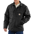 Carhartt Men's Flame-Resistant Duck Traditional Coat - Black, Large/Tall Style, Model# 101618-001 The price is $224.99.