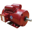 Leeson Farm Duty Electric Motor — 2 HP, 1725 RPM, 230 Volts, Single Phase, Model# M6K17FB4