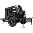Generac Diesel Wet Prime Mobile Full Trash Pump — 1680 GPM, 6in. Ports, Tier 4 Final Approved, Model# 6961 The price is $31,999.00.