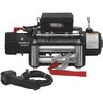 Ironton 12 Volt DC Powered Electric Truck Winch — 12,000-Lb. Capacity, Galvanized Wire Rope The price is $349.99.