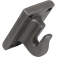 CargoSmart Bolt-On/Weld-On Grab Hook — 19,800-Lb. Capacity, Model# 6501 The price is $24.99.