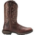 Durango Men's Rebel 11in. Pull-On Western Boots - Dark Chocolate, Size 11 Wide, Model# DB5434 The price is $139.99.