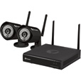 Swann Communications GuardianEYE Wireless HD Monitoring System, Model# SWNVW-GUAEYE-CL