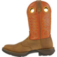 Durango Men's Rebel 11in. Pull-On Western Boots — Dark Chocolate, Size 8, Model# DB5434 The price is $139.99.