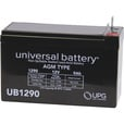 UPG Sealed Lead Acid Battery — AGM-type, 12V, 10 Amps The price is $29.99.