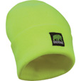Berne High Visibility Non-Rated Safety Beanie — Lime, One Size Fits Most, Model# HVA152YW The price is $7.99.