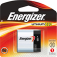 Energizer 6 Volt Lithium Photo Battery — Size 223 The price is $9.99.