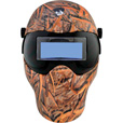 Save Phace Auto-Darkening Welding Helmet — The Dynasty Camo Graphics, Model# 3012473 The price is $179.99.