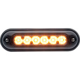 Whelen ION Compact Super-LED Warning Light — Amber Lens, Surface Mount, Model# IONSMA The price is $109.99.