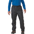FREE SHIPPING - Gravel Gear Men's Packable Rain Pants - Black, XL The price is $15.99.