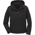 FREE SHIPPING Gravel Gear Men's Water-Resistant Soft Shell Jacket with Hood - XL The price is $89.99.