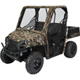 Classic Accessories Polaris Ranger UTV Cab Enclosure, Camo — Fits Cabs with 194in. Total Circumference The price is $199.99.