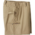 FREE SHIPPING — Gravel Gear Men's 7in. Ripstop Utility Work Shorts with Teflon Fabric Protector — Khaki, 42 Waist