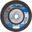 FREE SHIPPING — Norton Bluefire Type 27 Flap Disc — 2-Pk., 7in. x 7/8in., Zirconia Alumina, 80 Grit The price is $10.99.