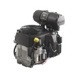 Kohler Command Pro OHV Horizontal Engine — 747CC, 23.5 HP, 20 Amp, Model# PA-CH732-3000 The price is $2,049.99.