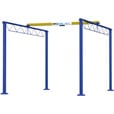 Gorbel 1000-Lb. Shop Crane — 10ft.L x 15ft.W x 12ft.H, Model# SC1000-10-15-12 The price is $3,149.00.