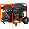 FREE SHIPPING — Generac GP8000E Portable Generator — 10,000 Surge Watts 8.000 Rated Watts, Electric Start, Model# 6954 The price is $999.00.