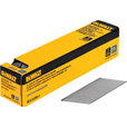 DEWALT 15-Gauge 2in. 34° Angled Finish Nails —  2500 Nails, Model# DCA15200-2 The price is $19.99.