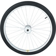 Ironton 26in. Pneumatic Spoked Wheel The price is $37.99.
