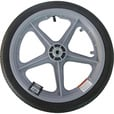 Ironton 16in. Pneumatic Plastic Spoked Wheel The price is $22.99.