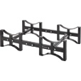 Strongway Heavy-Duty Stackable Drum Rack — Holds 2 Drums, 2000-Lb. Capacity The price is $119.99.