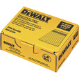 DEWALT 20° Angled Galvanized Finish Nails — 16-Gauge, 1 1/2in., 2500 Nails The price is $15.99.