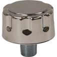 Buyers Hydraulic Breather Cap — 3/4in. NPT, Plastic, Model# HBF12P The price is $4.29.