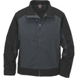 FREE SHIPPING - Gravel Gear Men's Double Weave Insulated Ripstop Softshell Jacket - Tar Black, 2XL The price is $69.99.