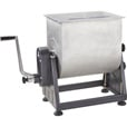 Guide Gear Stainless Steel Meat Mixer with Tilt — 7-Gallon, 33-Lb. Capacity The price is $199.99.