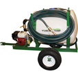 Turbo Turf Pull-Type Jet Hydroseeding Unit — 150-Gallon Capacity, Model# HS-150-P The price is $3,295.00.