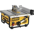 FREE SHIPPING — DEWALT 10in. Jobsite Table Saw with Site-Pro Modular Guarding System — 24in. Rip Capacity, Model# DWE7480 The price is $379.00.
