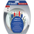 Swann Communications 100ft. Fire-Rated BNC Extension Cable — Model# SWPRO-30MTVF-GL The price is $34.99.