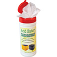Acid Eater Battery Cleaning & Neutralizing Wipes — 12-Ct. Case of 30-Ct. Pkgs. The price is $124.99.