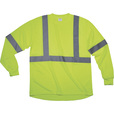 Forester Men's Class 2 High Visibility Long Sleeve T-Shirt — Lime, Large The price is $7.50.