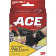 ACE Adjustable Neoprene Ankle Support — Fits Right or Left Ankle The price is $9.99.