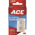ACE Elastic Bandage with Clips The price is $5.99.
