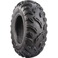 FREE SHIPPING — Carlisle Black Rock Tubeless ATV Replacement Tire — 25 x 10-12 NHS, 1200-Lb. Capacity, 25in. O.D., Mud & Snow, Model# 6P0225 The price is $89.99.