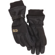 FREE SHIPPING — Gravel Gear Men's Waterproof Winter Gloves — Black