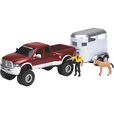 Imagination Adventure Dodge Ram with Horse Trailer Set — 4-Pc. Playset The price is $29.99.