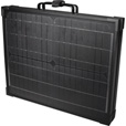 Nature Power Portable Briefcase Solar Panel — 40 Watts, Model# 55701