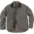 FREE SHIPPING — Gravel Gear Flex Wear 8.75-Oz. Fleece-Lined Mechanic's Jacket