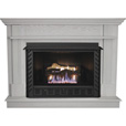 Ashley Hearth Products Fireplace Mantel —White, Model# AG34MK-W The price is $389.99.