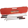 Valley Heavy-Duty Pry Bar Set — 4-Pc., Model# PB4P The price is $169.99.