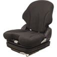 K&M Uni-Pro KM 136 Low Profile Air Suspension Seat with 12 Volt Compressor — 375-Lb. Capacity, Fabric, Model# 7776 The price is $1,049.99.