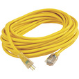 Cerrowire Outdoor Extension Cord with Lighted Outlet — 50ft., 12/3 Ga., Model# 630-36037BR The price is $39.99.