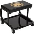 Northern Tool + Equipment XL Series Extra-Wide Mechanic's Roller Seat — 400-Lb. Capacity The price is $59.99.