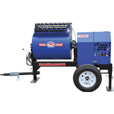FREE SHIPPING — Marshalltown 1620MP Mortar/Plaster Mixer with Pintle Hitch and Outrigger and  3-Phase. 230V, 7.5 HP Electric Engine — Model# 1620MP75E3PO230 The price is $10,499.99.