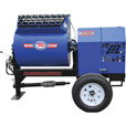 FREE SHIPPING — Marshalltown 1620MP Mortar/Plaster Mixer with Pintle Hitch and 3-Phase 7.5 HP, 460V, Electric Engine — Model# 1620MP75E3P460 The price is $9,999.99.